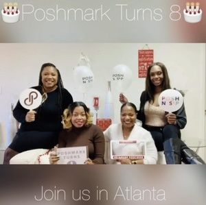 Posh N Sip Other - 🎉Atlanta, GA 8th Birthday Posh N Sip🎉